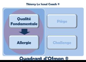 Qualité Fondamentale - Allergie