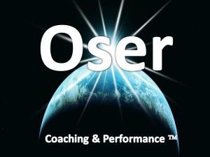 Logo - Oser Coaching & Performance